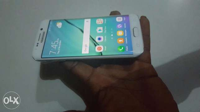 Samsung Galaxy S6 Edge (London USED and Still Looking New and fresh) Ikeja - image 1