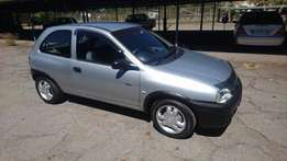 Opel Corsa Lite 1.4i to swop for bakkie.