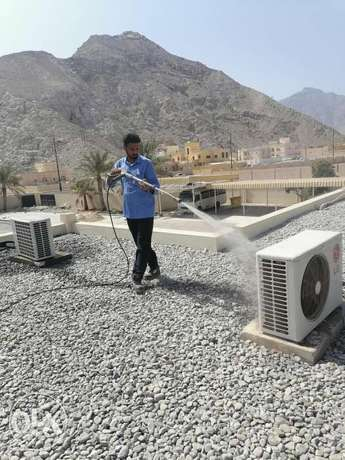 I need job ac technician .i have velid driving licence in oman