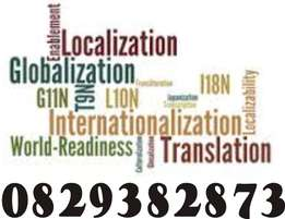 Reliable translation services in SA