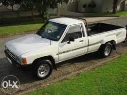 Toyota hilux for R20000