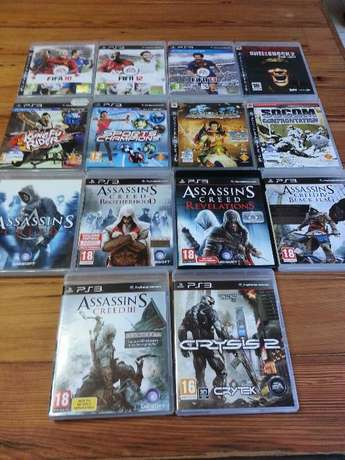 Ps3 Games R150 Each Bedford Gardens - image 1