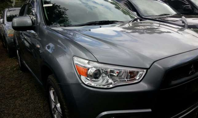 Mitsubishi RVR new shape 2010 on sale Kileleshwa - image 8