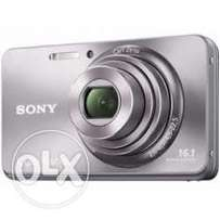 Sony w-580 HD digital still camera (DSC)