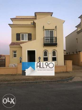 Stand alone for sale in Mivida prime location