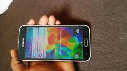 Neatly used Samsung galaxy S5