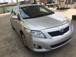 Super Clean Toyota Corolla LE 2009 available for N2.8m Only