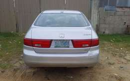 Neatly Used 2005 Honda Accord EOD with Navigation