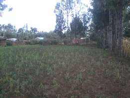 1/4 Acre vacant plot for sale opposite Egerton Golf estate