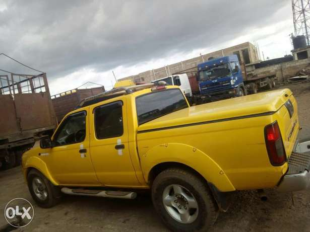Nissan Frontier Moudi - image 3