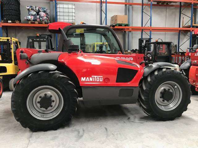 Manitou Mlt 634-120 - 2011