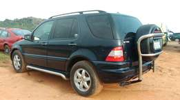2002 Mercedes ML 500 FOR SALE