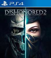 Dishonored 2 PS4 for sale