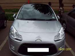 2012 Citroen C3 VTi Exclusive Aitomatic