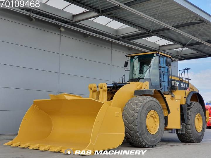 Caterpillar 980 K Nice and clean condition - 2014