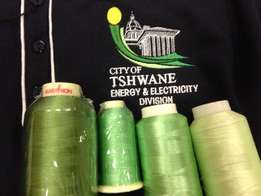 Embroidery, Printing and corporate clothing and gifts business