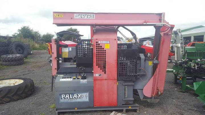Palax 90 S G Firewood Processor - 2010