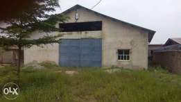 An industrial mini estate for sale.