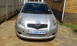 Yaris Toyota 1.3 Hatchback Still In A Very Good Condition For Sale
