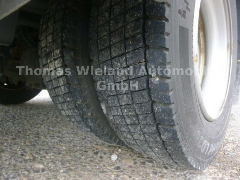 Mercedes-Benz Atego 823 L Koffer, LBW, Klima, 2xAHK, Automatic - 2014 - image 11