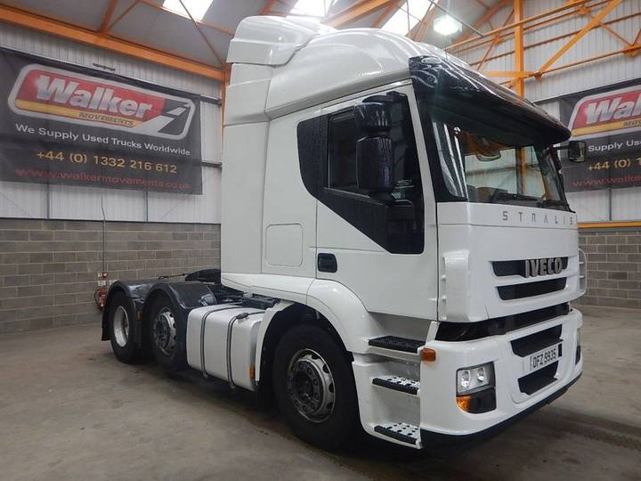 Iveco STRALIS ACTIVE TIME 450 - 2013