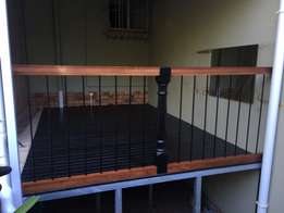 custom steelwork and security gates