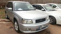 Forester-Cross sports. 2003