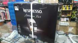 Brand New Delonghi Nespresso Latissma Touch Coffee Machine