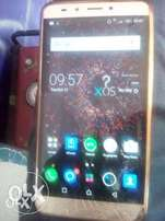 note 3 [X601] infinix the touch is cracked