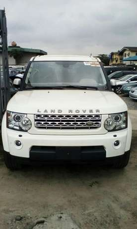2011 Landrover LR4 Up For Grabs!!! Lagos Mainland - image 1