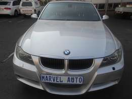2010 Auto BMW 3 Series 320d For R110,000