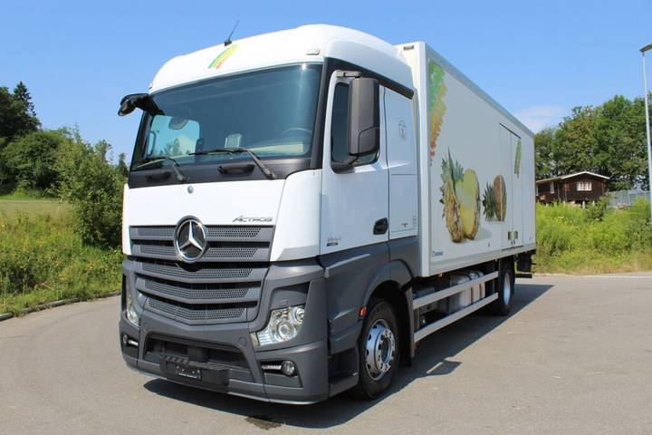 Mercedes-Benz Actros 1842 - 2012