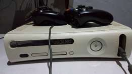 Slightly used Xbox 360 for sale