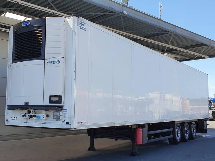 Schmitz Cargobull SCB*S3B Carrier Vector / Leasing - 2014