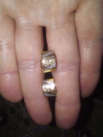 6067b753 Серьги золотые красное золото: 3 200 грн. - Ювелирные изделия ...