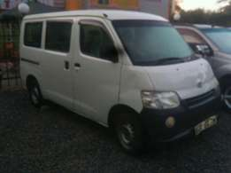 Throw away price Toyota Town Ace 2007 model.very spacious boot.