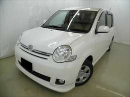 Toyota Sienta 2010 Foreign Used For Sale Just Arrived 950,000/= o.n.o