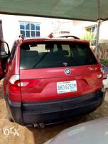 Nigeria used BMW X3. Well used and perfect .AC and Fan has to be fixed