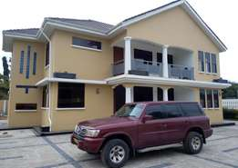 4 Bedrooms New Constructed House for Rent at Mbezi Beach