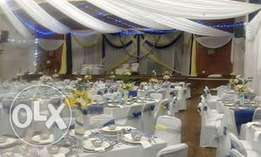 Decoration for hire
