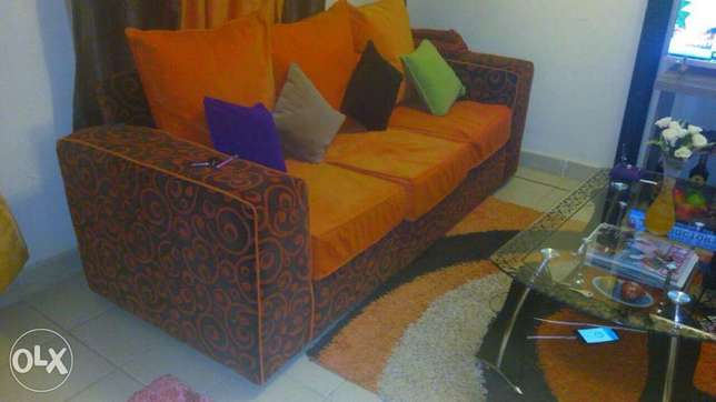 Sofa set 3seater or 2seater Kiambu Town - image 1