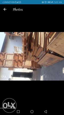 We buy the wood and scrap any kinds the wood muraba and plybboard