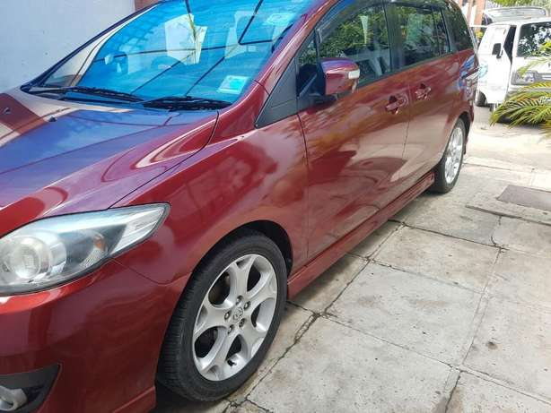 Superb Mazda Premacy.2008 Model Very Clean. Mombasa Island - image 3
