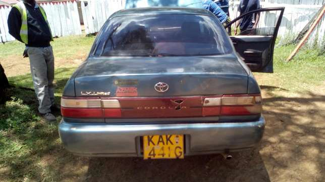 selling toyota Elgonview - image 5