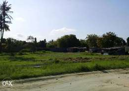 1,800 Sqmts Corner Plot at Mbezi Beach