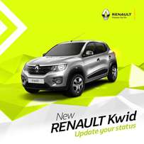 Brand New Renault Kwid From R124 900