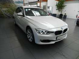 BMW 320i auto 2015 model 51000km on