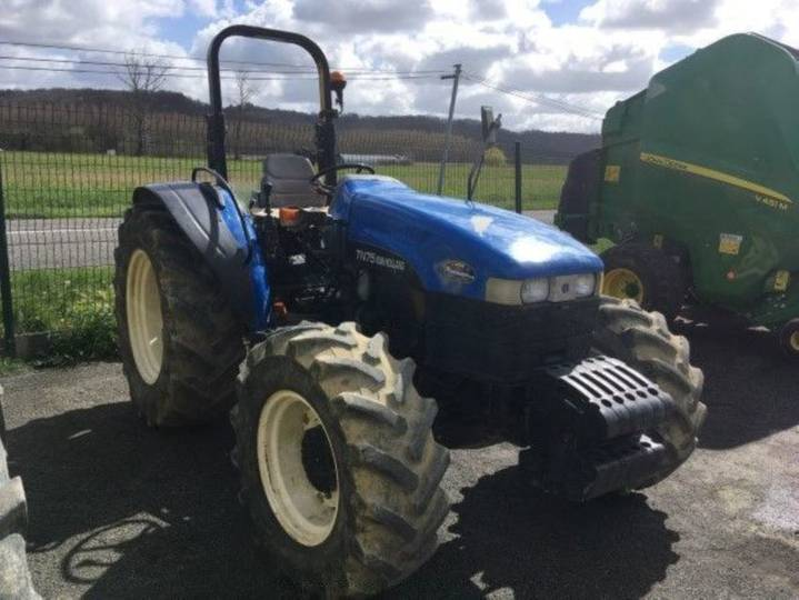 New Holland tn75da - 2003