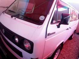 1984 VW Transporter JT3000, Good Condition,R67000.00,