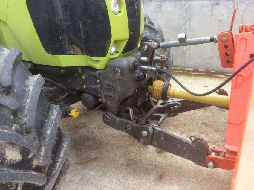 Claas arion 640 cis - 2012 - image 2